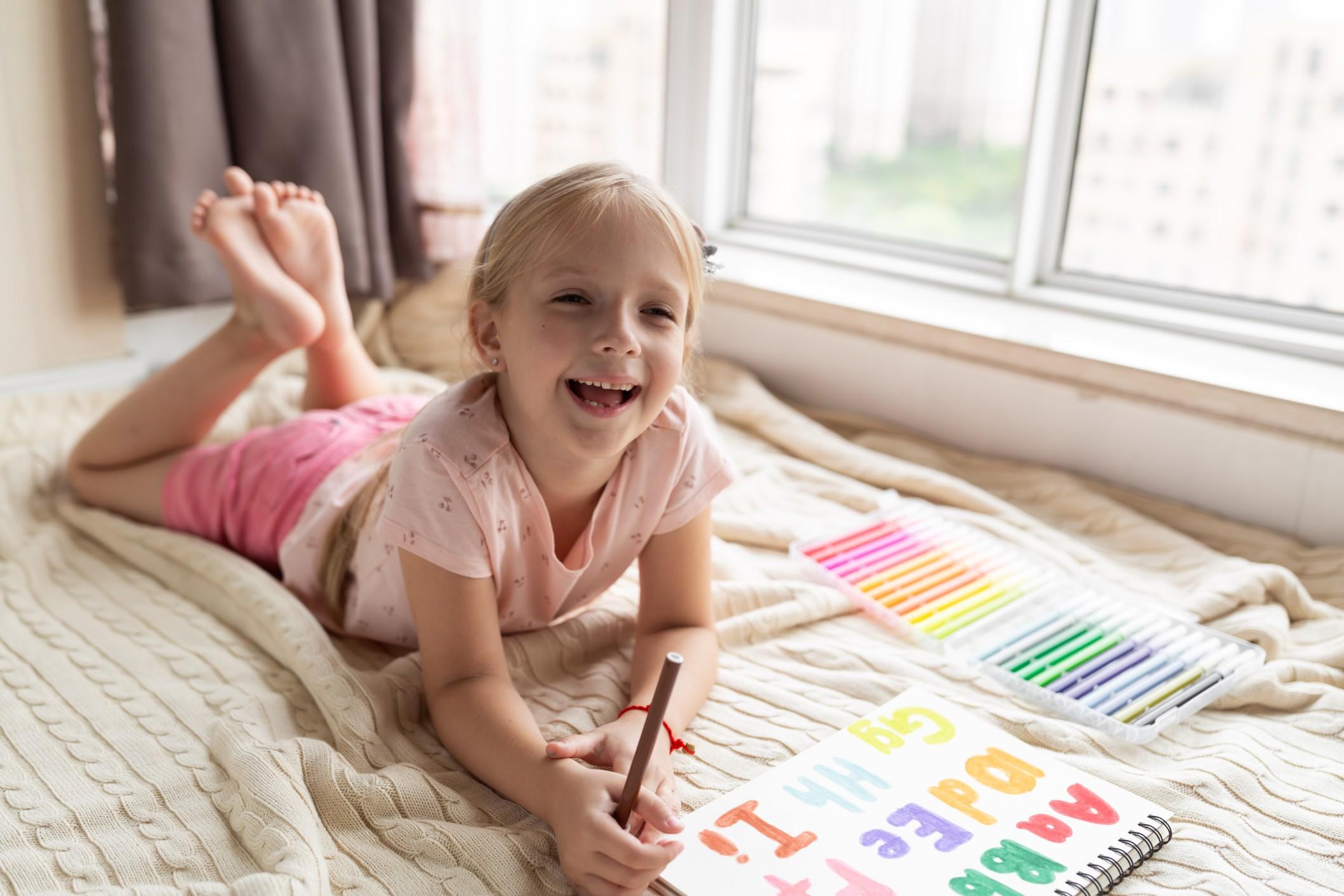 Homeschooling timetable